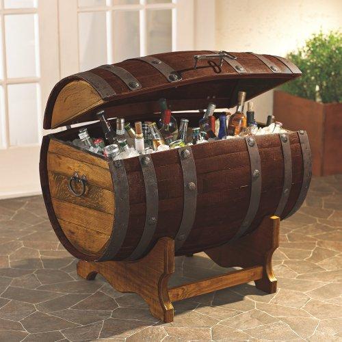 Medium Of Wine Barrel Furniture