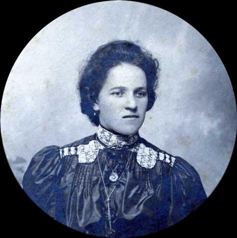 Clotilde Rey, gonna of Angelo Gaja.