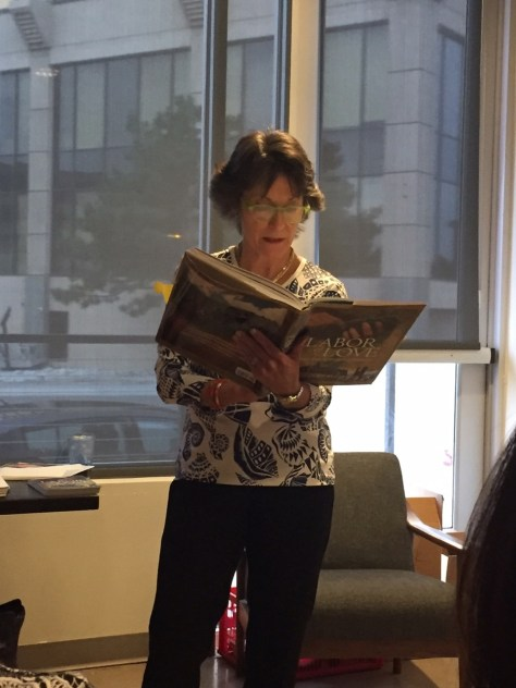 Reading to my readers