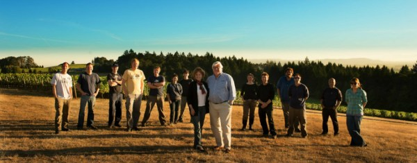 Domaine Serene Winemaking Team