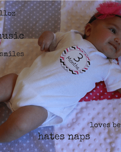 State of Grace – 3 Months Old