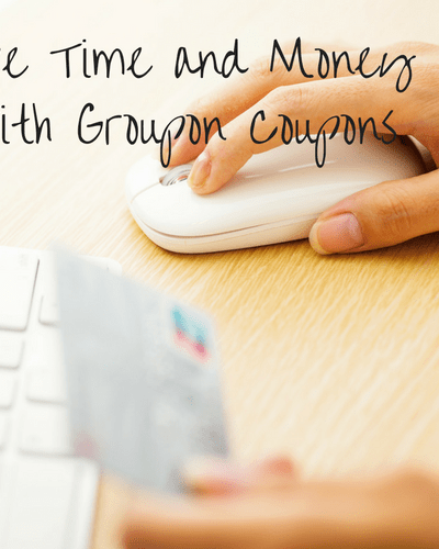 Save Time and Money with Groupon Coupons