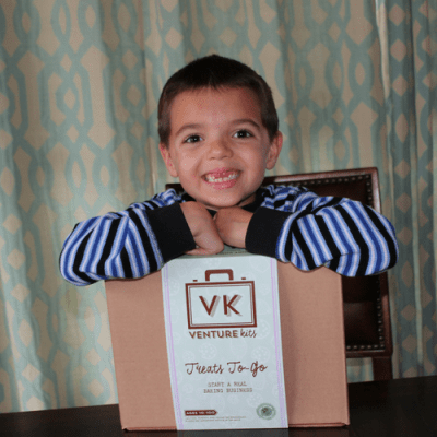 Get Kids into Business with Venture Kits {Plus Giveaway}
