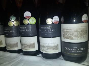 Graham Beck Pheasants' Run Sauvignon Blanc 2008