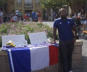 Paris Memorial