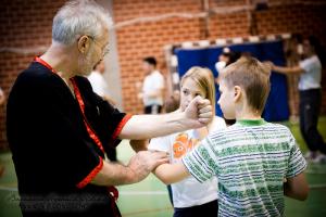 Wing Tsun Kung Fu tanítás