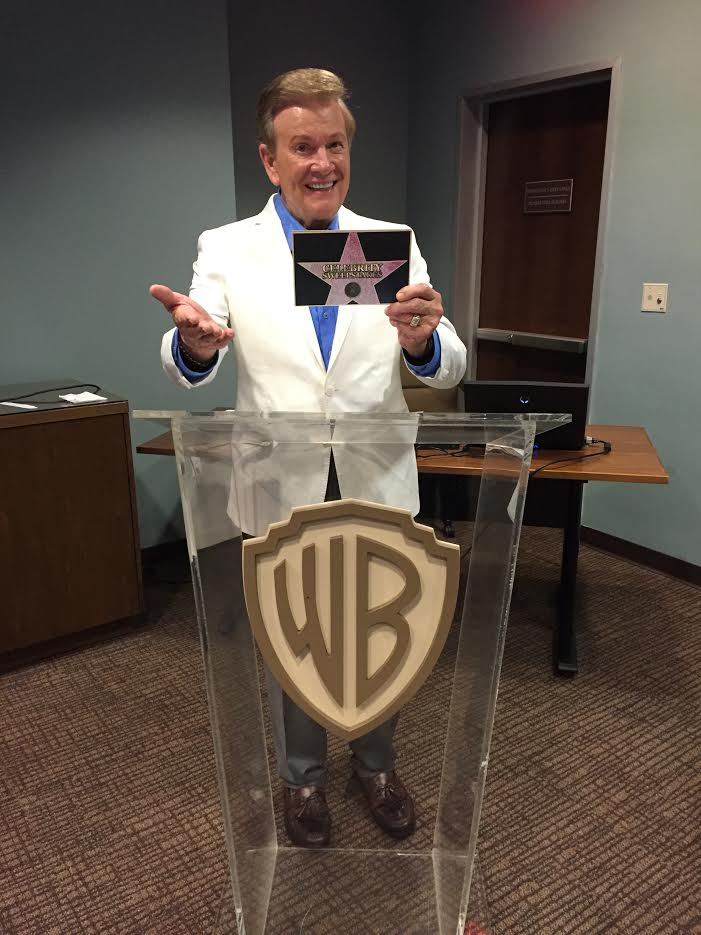 Wink Martindale at Warner Bros