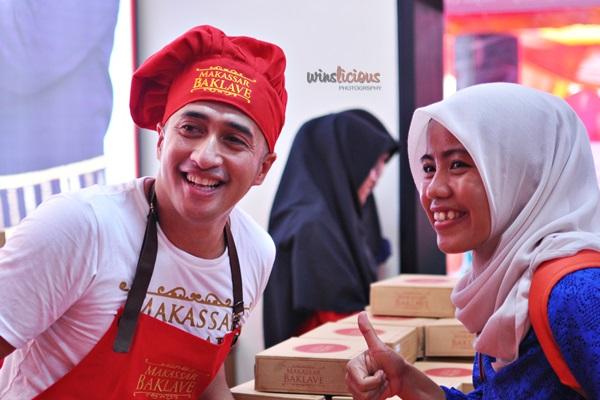 Irfan Hakim Makassar Baklave