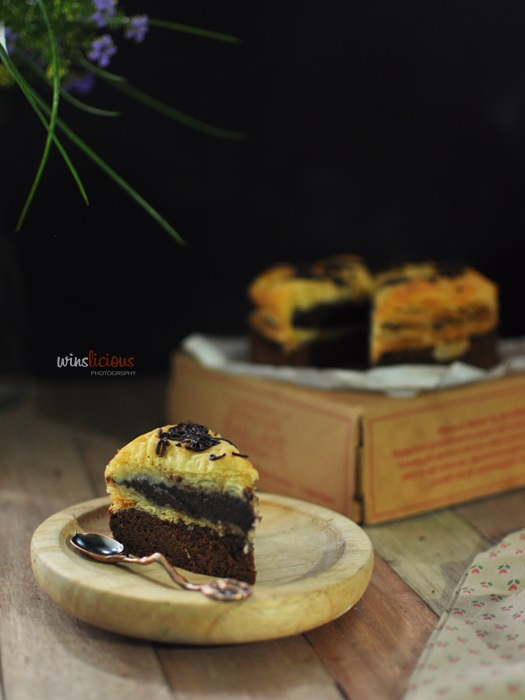Makassar Baklave Royal Chocolate