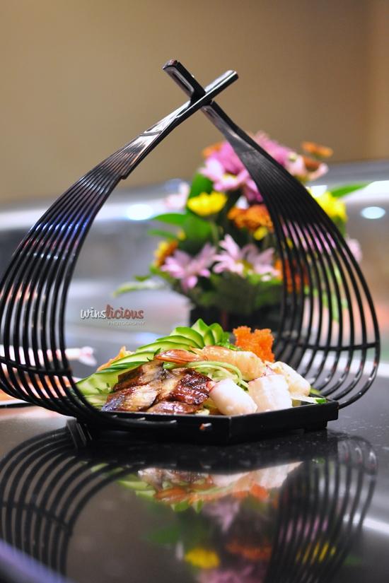 Mixed Sashimi KOI