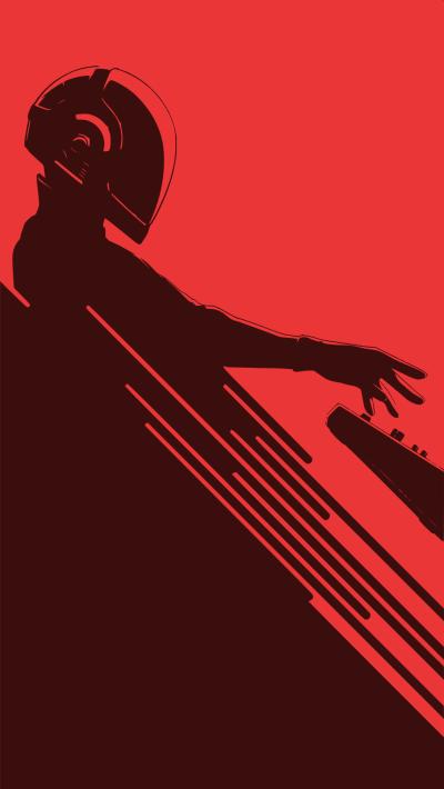 Windows Phone Wallpaper: Daft Punk   WinSource