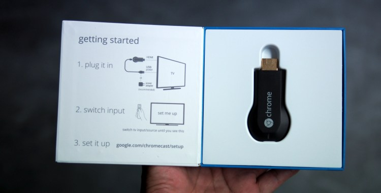 What I Use: Chromecast