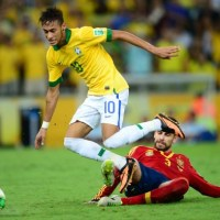 Spain's down with OPP, Neymar's saucy 69 and Minala's age-old secret
