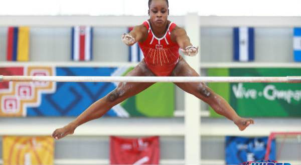 Thema's options narrow; T&T gymnast may not qualify for IOC Tripartite help