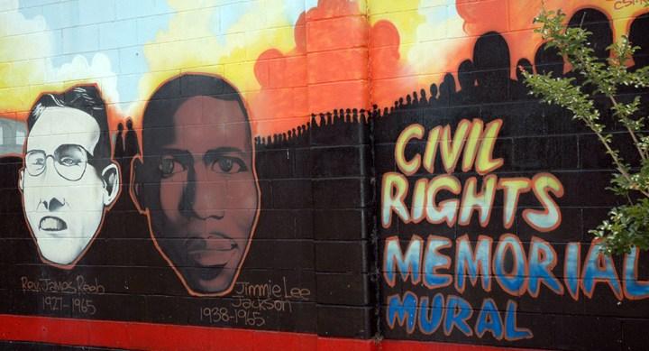 Selma Mural