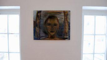 hv ohne Titel von Kaethe Ebner 1993