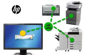HP Universal Print Driver Schematic