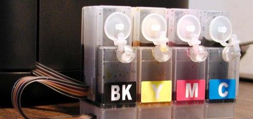 CISS kit for Canon PIXMA