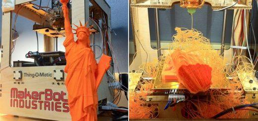 Bad 3D Prints Composite