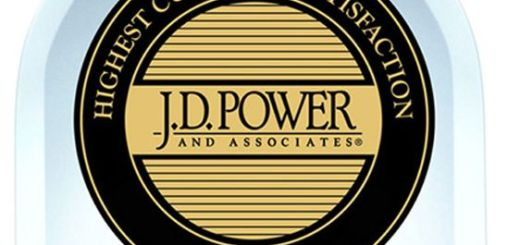 JD Power Customer Satisfaction Award