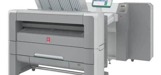 Oce Plotwave 345 Printer
