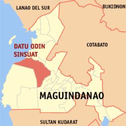 Datu Odin Municipality