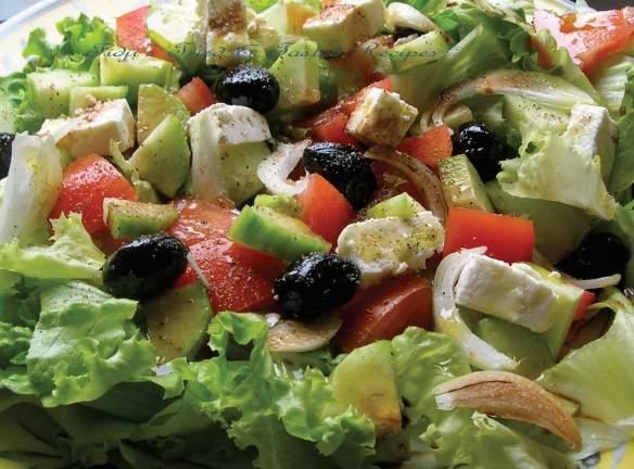 Delicious Dinner Salad