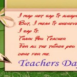 Birthday Wishes And Greetings For Teacher