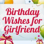 Romantic Birthday Wishes For Girlfriend 2017