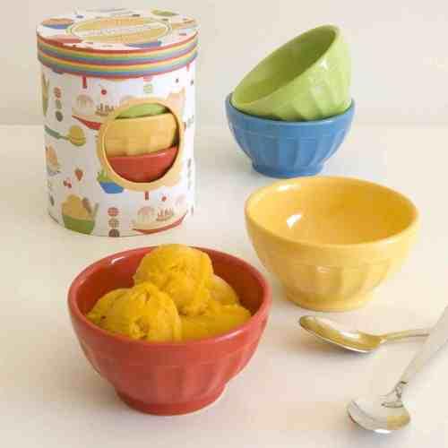 Medium Crop Of Ice Cream Bowls