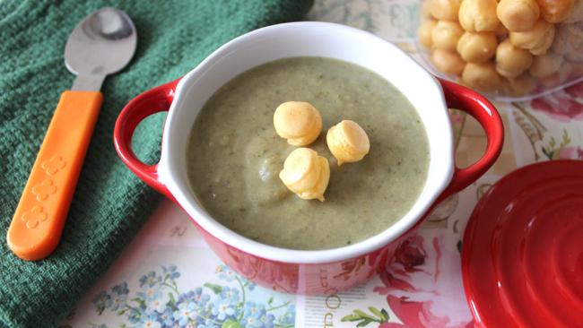 zupa krem z pieczarek.