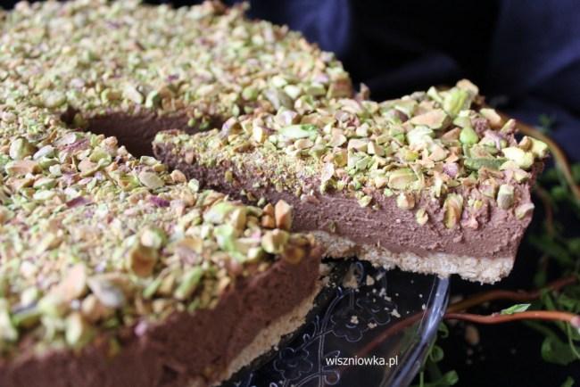 truflowy z pistacjami