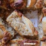 Ciasto drożdżowe z dodatkiem mąki razowej