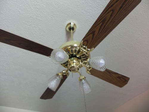 Medium Of Ceiling Fan Blades