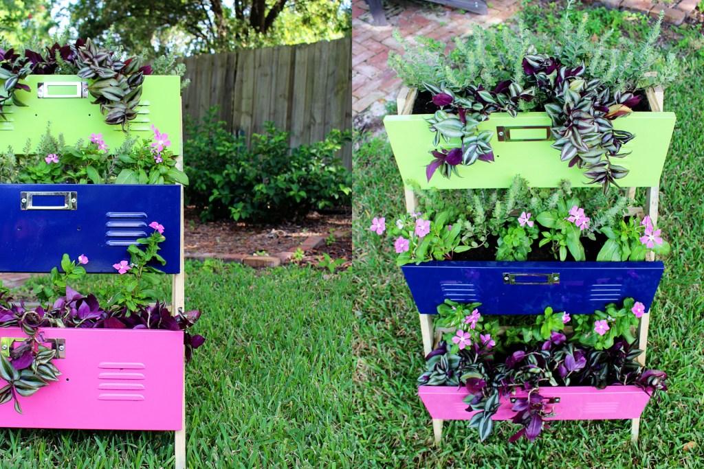 Build your own planter boxes