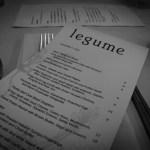 Legume:  A Little Too Neutral