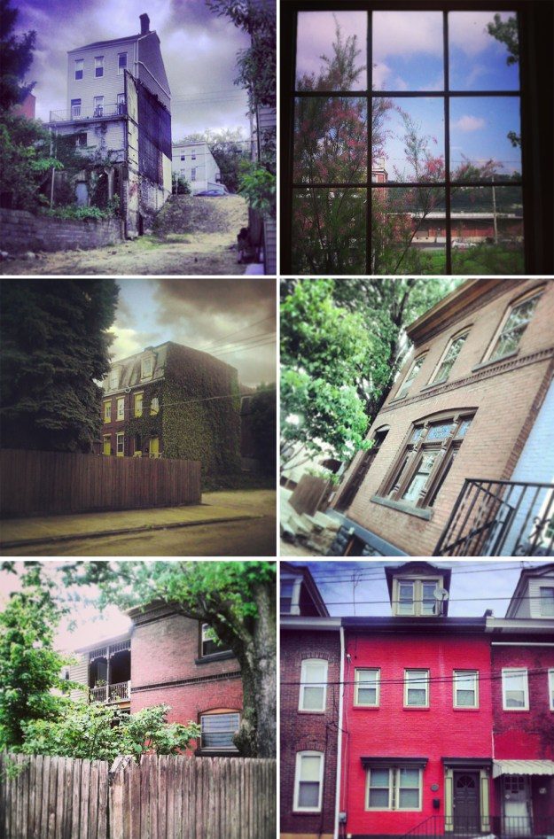 Houses and Voids
