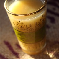 Juice of the Week: Green Juice & Dreams of Morocco