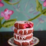 Donut o' the Month for @Jojotastic: Roasted Beet & Rosewater