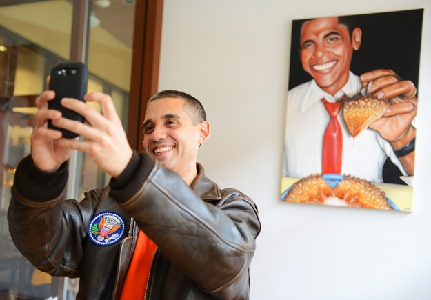 Breakfast with Obama // www.WithTheGrains.com