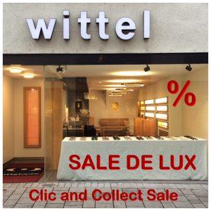 Sale bei Wittel Optik