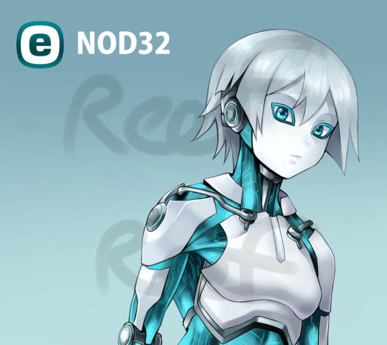 Eset Nod Antivirus Anime