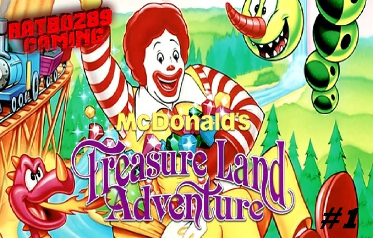 McDonald's Treasure Island Adventure (1993)