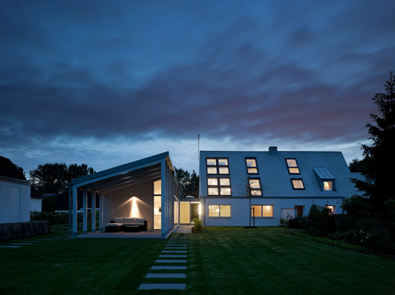 Lichtaktivhaus2 Domy przyszłości, czyli domy aktywne