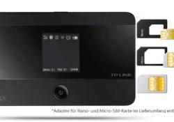günstiger WLAN Hotspot Router TP-LINK M7350
