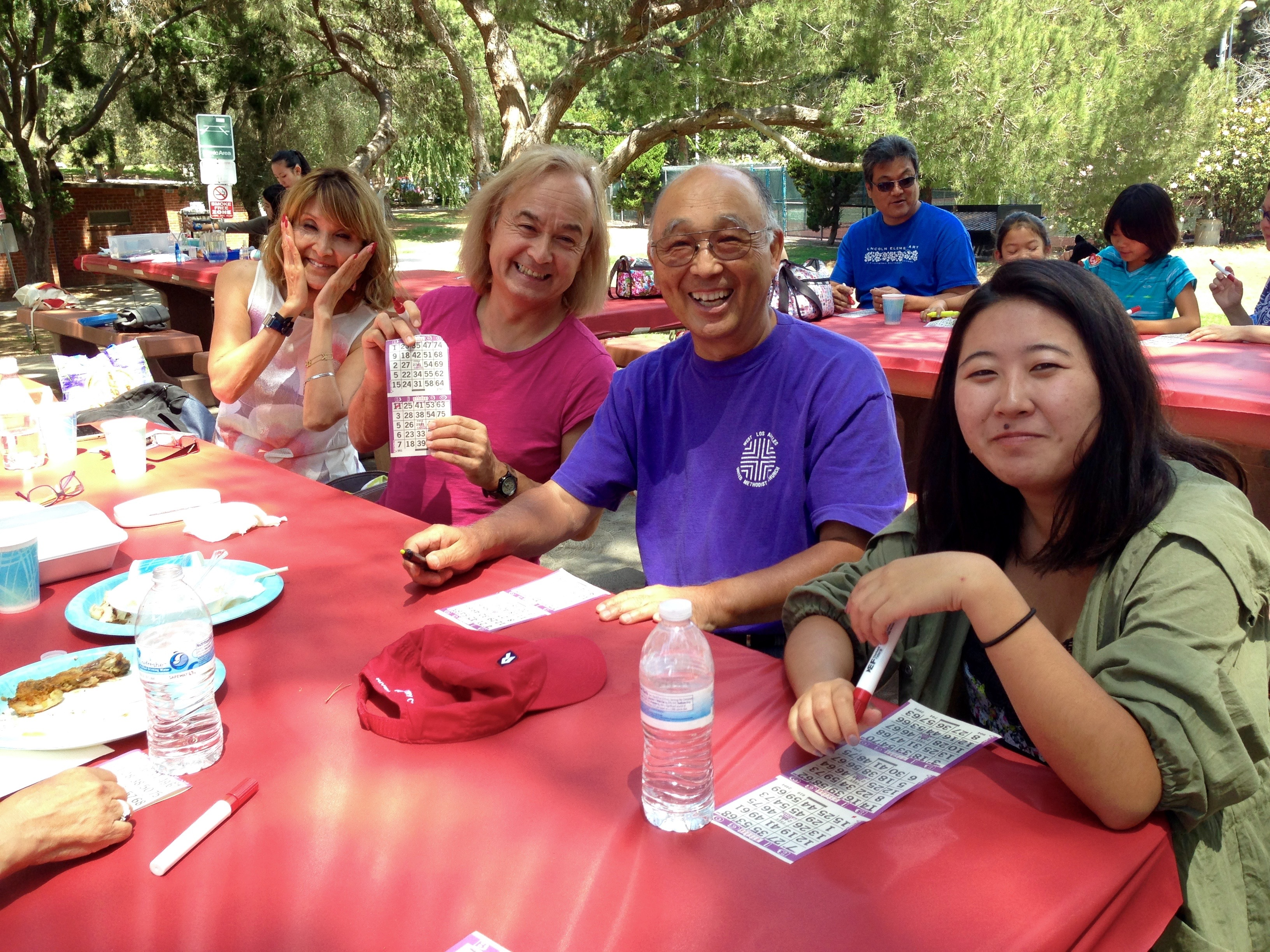west los angeles church picnic