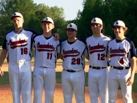 2016 Crusader Baseball Seniors
