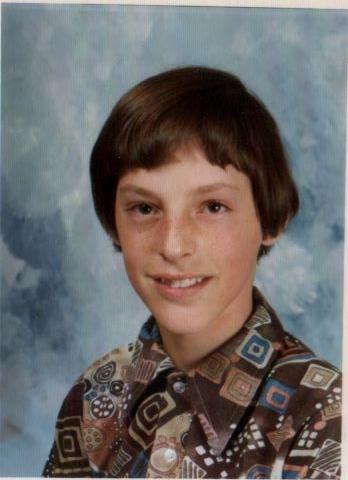 Matt Briggs in 1977