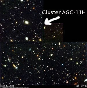 cluster AGC-11H