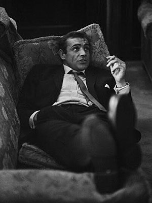 Sean Connery Pocket Square
